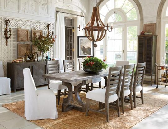 Incroyable The Edgeware Dining Collection From Nigel Barker Creates A Show Stopping  Setting For Entertaining. With Two Table Sizes To Choose From And Three  Chair ...