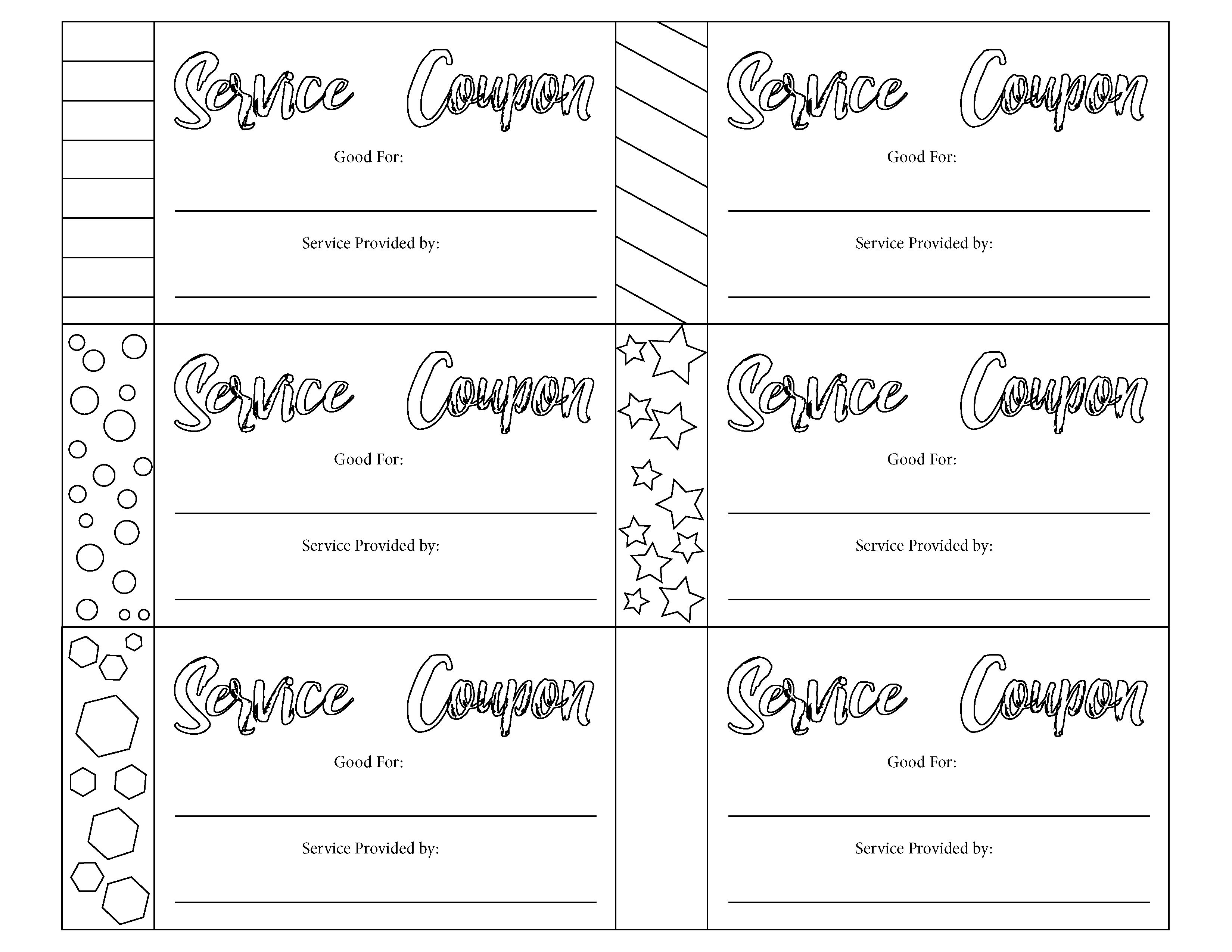 Service Coupons Free Printable Lou Lou Girls Free Printable Coupons Activity Day Girls Activity Days