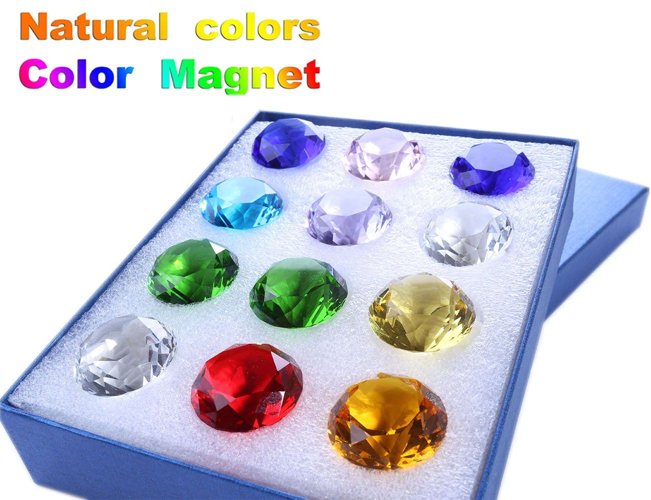 Glass Diamond Crystal Pirate Gems and Jewels