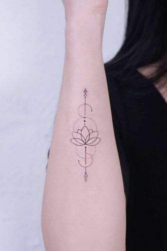 18 amazing and unforgettable arrow tattoo designs