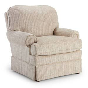 Chairs | Swivel Glide | BRAXTON | Best Home Furnishings  Massey Furniture  Watertown,