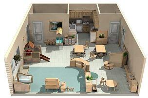 pinittowinit  preschool room layout preschool
