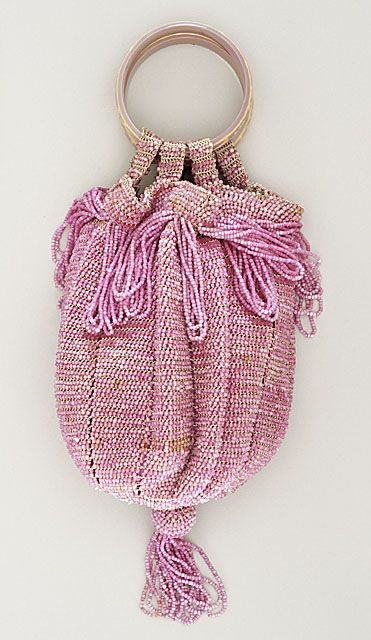 French reticule, circa 1918