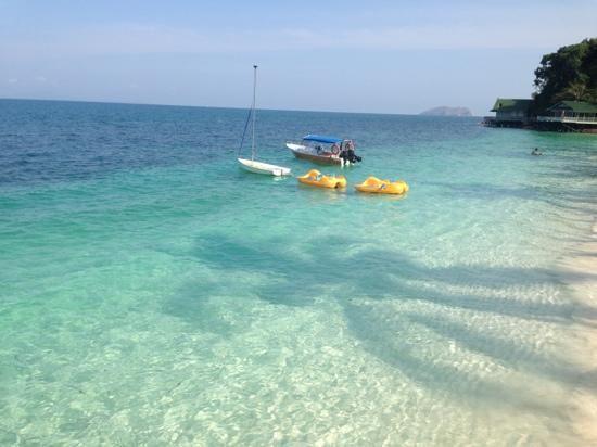 Rawa Island Safaris Resort | Pulau Rawa | Mersing, Malaysia ...