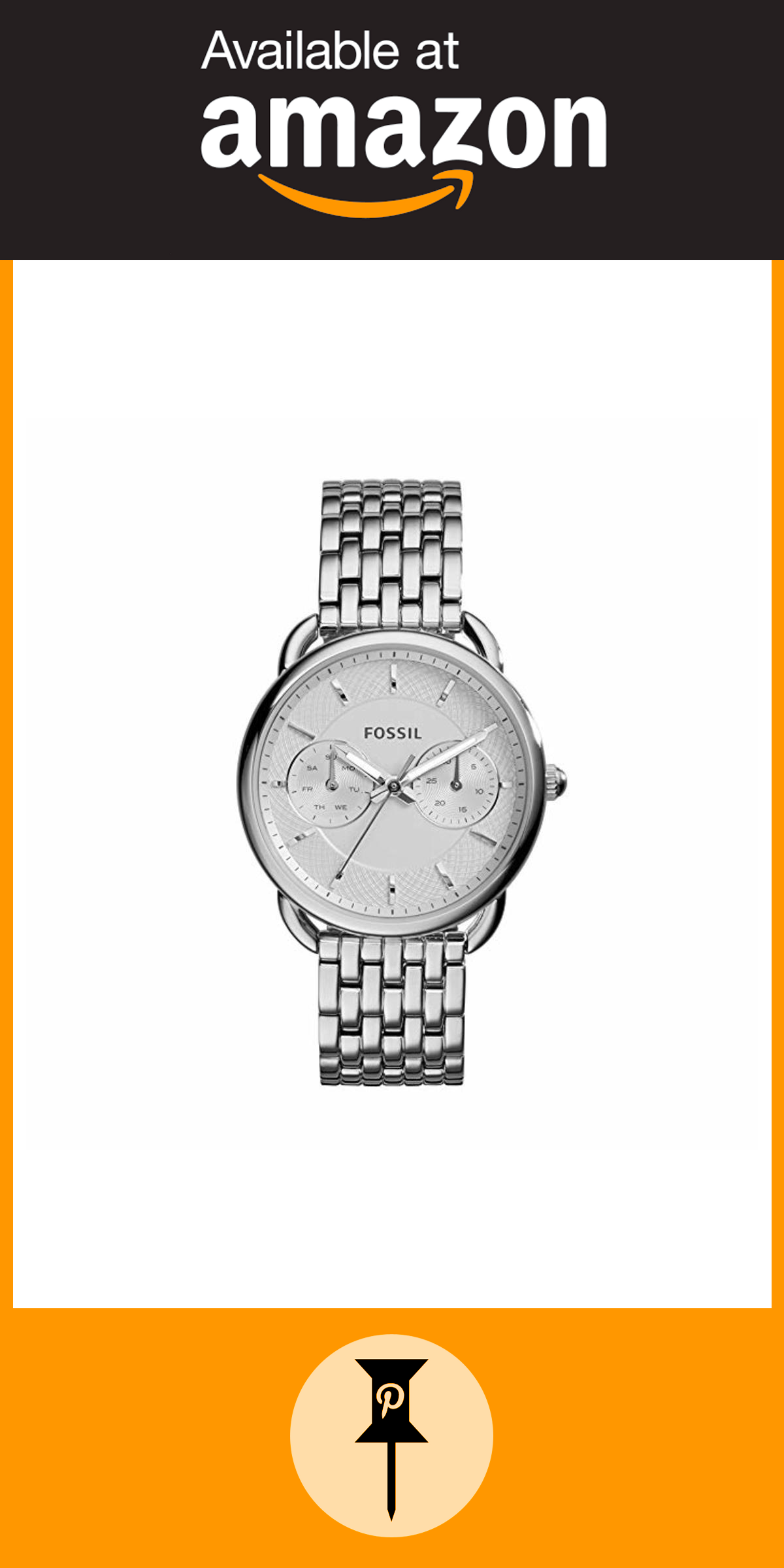 Tailor Fossil Fossil Femme Fossil Montre Montre Tailor Femme 7IbYfg6vym