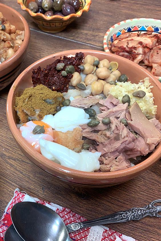 لبلابي تونسي بالتن Recipe Food Acai Bowl Bowl