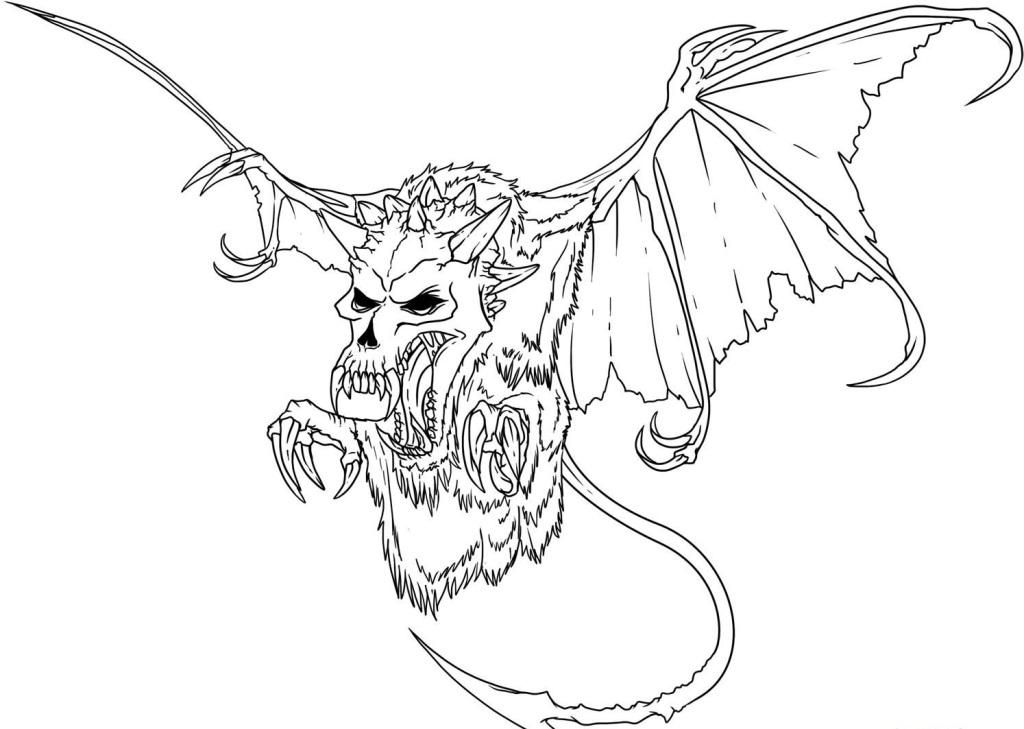 Funny Dragon Coloring Pages - http://www.duoxheero.com/funny ...