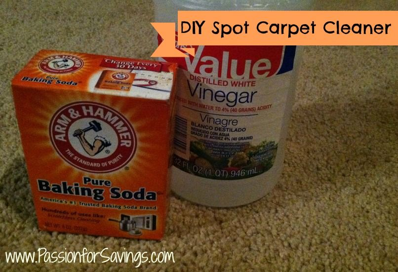 Check Out This Diy Spot Carpet Cleaner Diycleaners