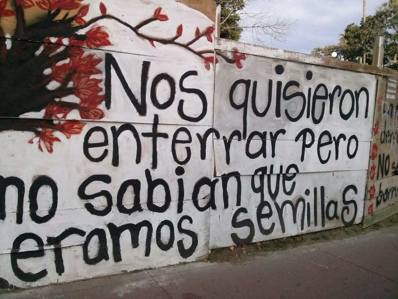 #YaMeCansé #Ayotzinapa https://survivingmexico.wordpress.com/2014/11/21/more-thoughts-on-safety-and-security/