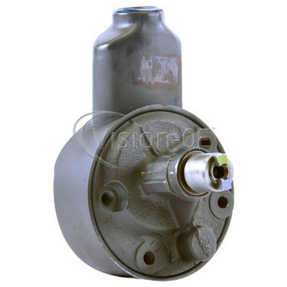 hight resolution of vision oe reman power steering pump fits 1990 1996 dodge d250 d350