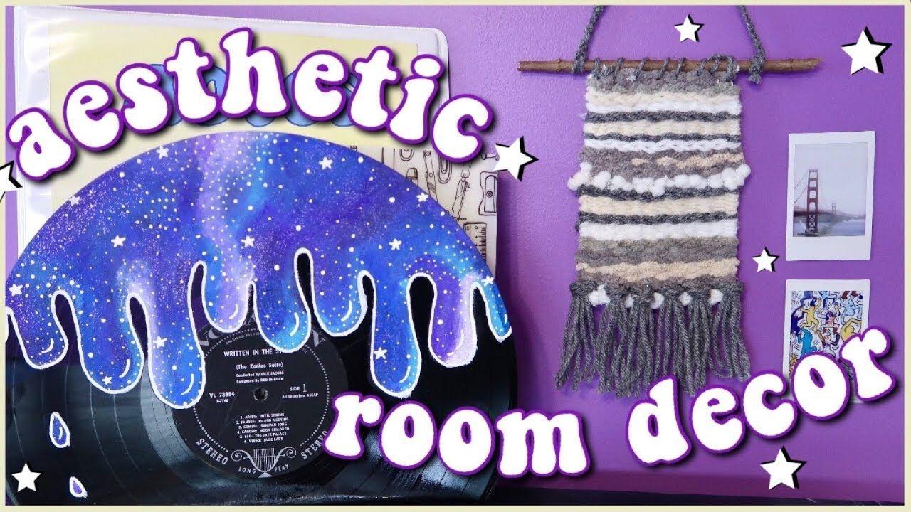 DIY aesthetic room decor 2019! (part 2)