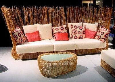 Philippine Furniture Designer Kenneth Cobonpue Furniture Ikea Leather Sofa Sofa Decor