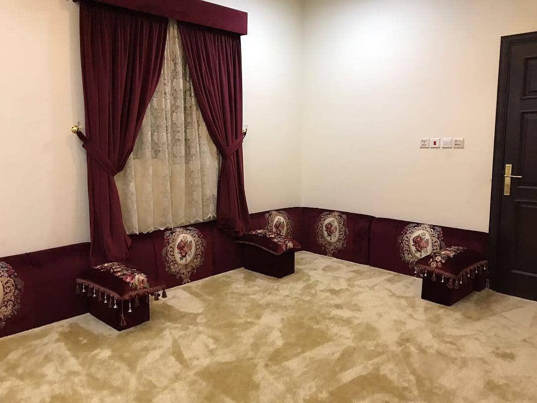 كنب جلسات ستائر جديد وتنجيد تفصيل بحسب الطلب اسعارنا مناسبه للجميع تٱثيث فندقي مكتبي منزلي الشرقيه للمفاهمه واتساب Foyer Design Curtain Designs Home Decor