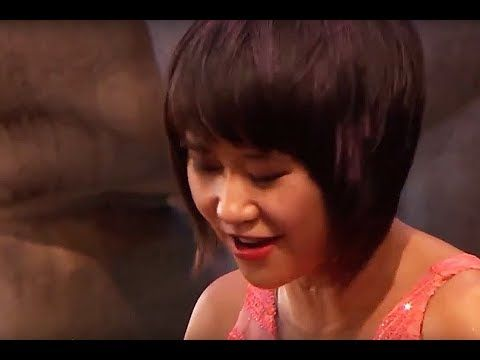 Yuja Wang plays variations on Turkish March