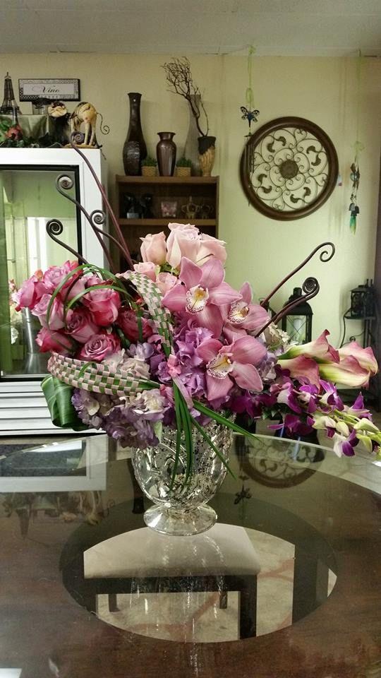 Designed By Misty De La Rosa Sun City Summerlin Flowers