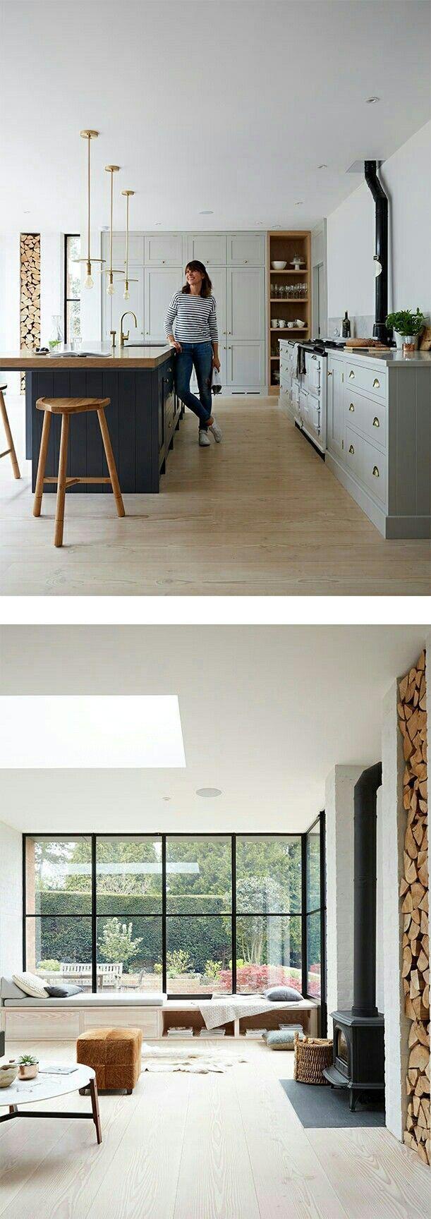 über küchenschrank ideen zu dekorieren minze mit dunklem marineblau  grau für die insel  dekoration ideen