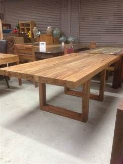 Dining Tables New Designs Great Prices Sale Now On Dining Tables Gumtree Australia Wanneroo Area Wangara With Images Dining Table Table Wood Dining Table