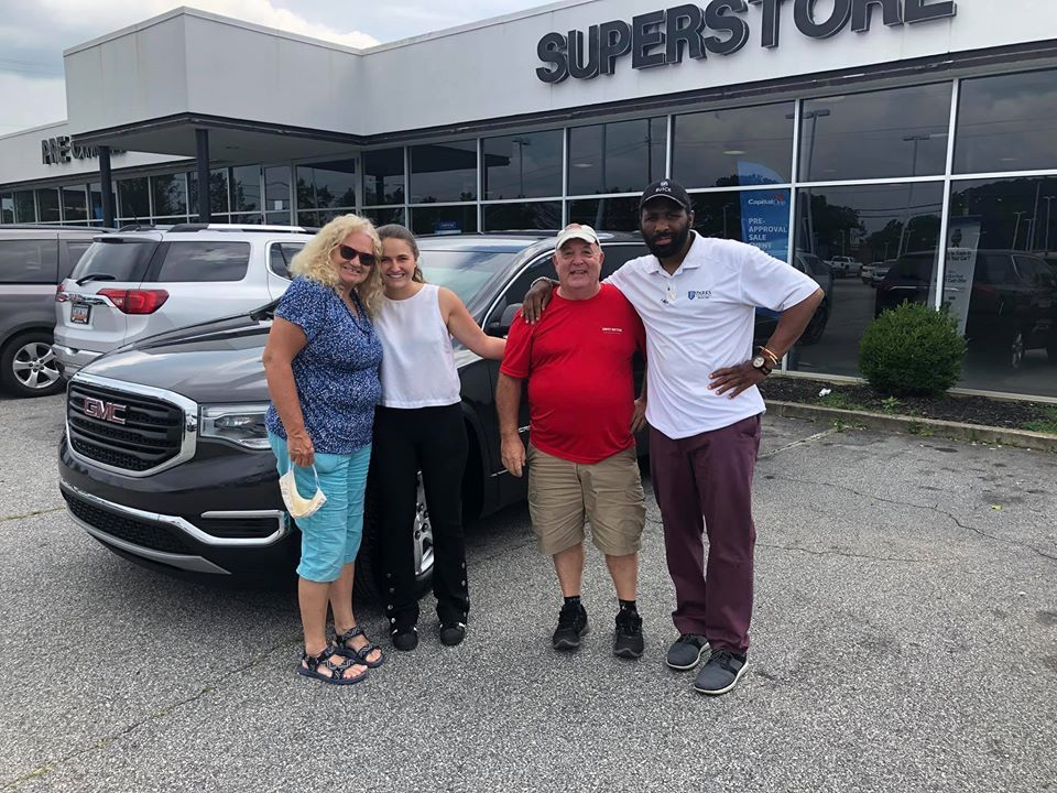 Welcome To The Family 1parksbuickgmc Yeahthatgreenville Happycustomers Picture Taken Prior To Tuesday June