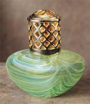Green White Swirl Fragrance Lamp La Tee Da Original Fragrance Home Fragrance Accessories Home Fragrance