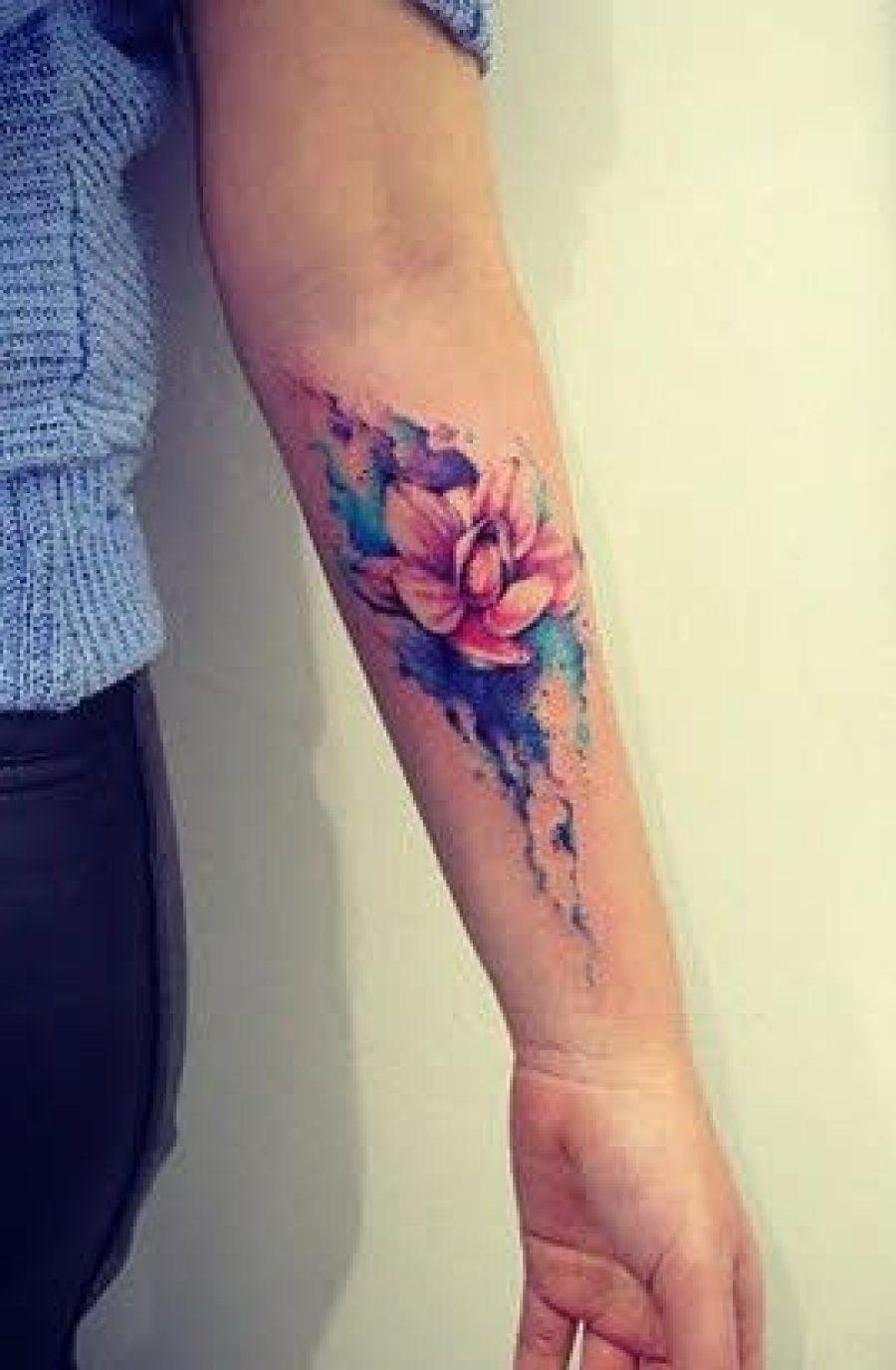 Delicados Tatuajes Para Mujeres En El Brazo Art Tatuajes Mujeres
