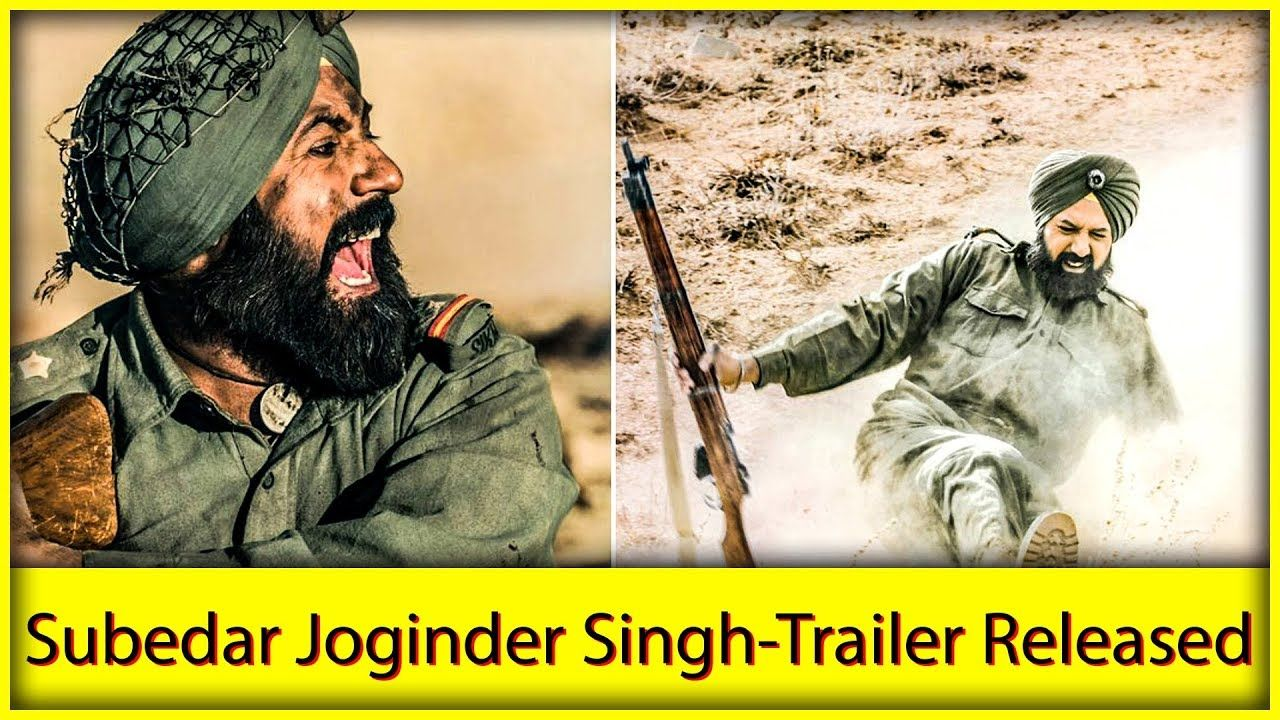 Watch Subedar Joginder Singh Full-Movie Streaming