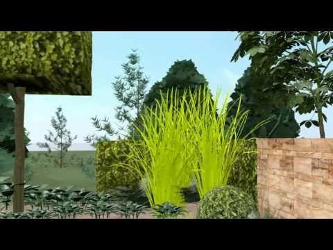 Gartenplanung 3d Animation Architektur Animation Erstellt Von Reinhard Bode Buro Fur Gartenplanung Aus Munster Gartenplanung 3d Animation Garten