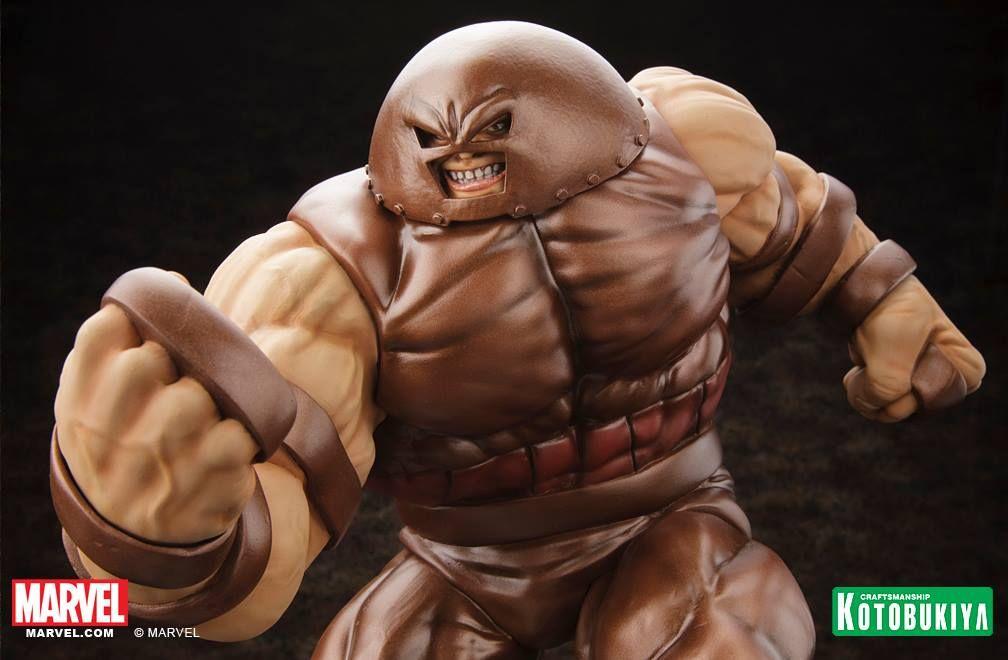 Kotobukiya Shows Off An Impressive Juggernaut Statue Marvel Statues Statue Fine Art