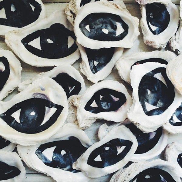 Design Twig | Oyster Eyes | Logan Ledford