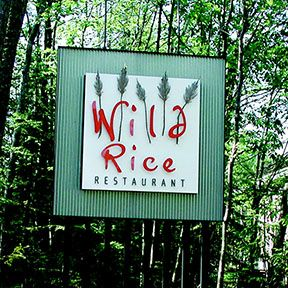 Wild Rice Restaurant Bayfield Wi Ate Here Once Cost Me A