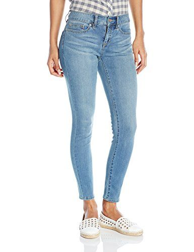 #Yummie by #Heather Thomson denim is the product of smart and innovative design. This style has a dip in the front to give the illusion of a lower rise and to hid...
