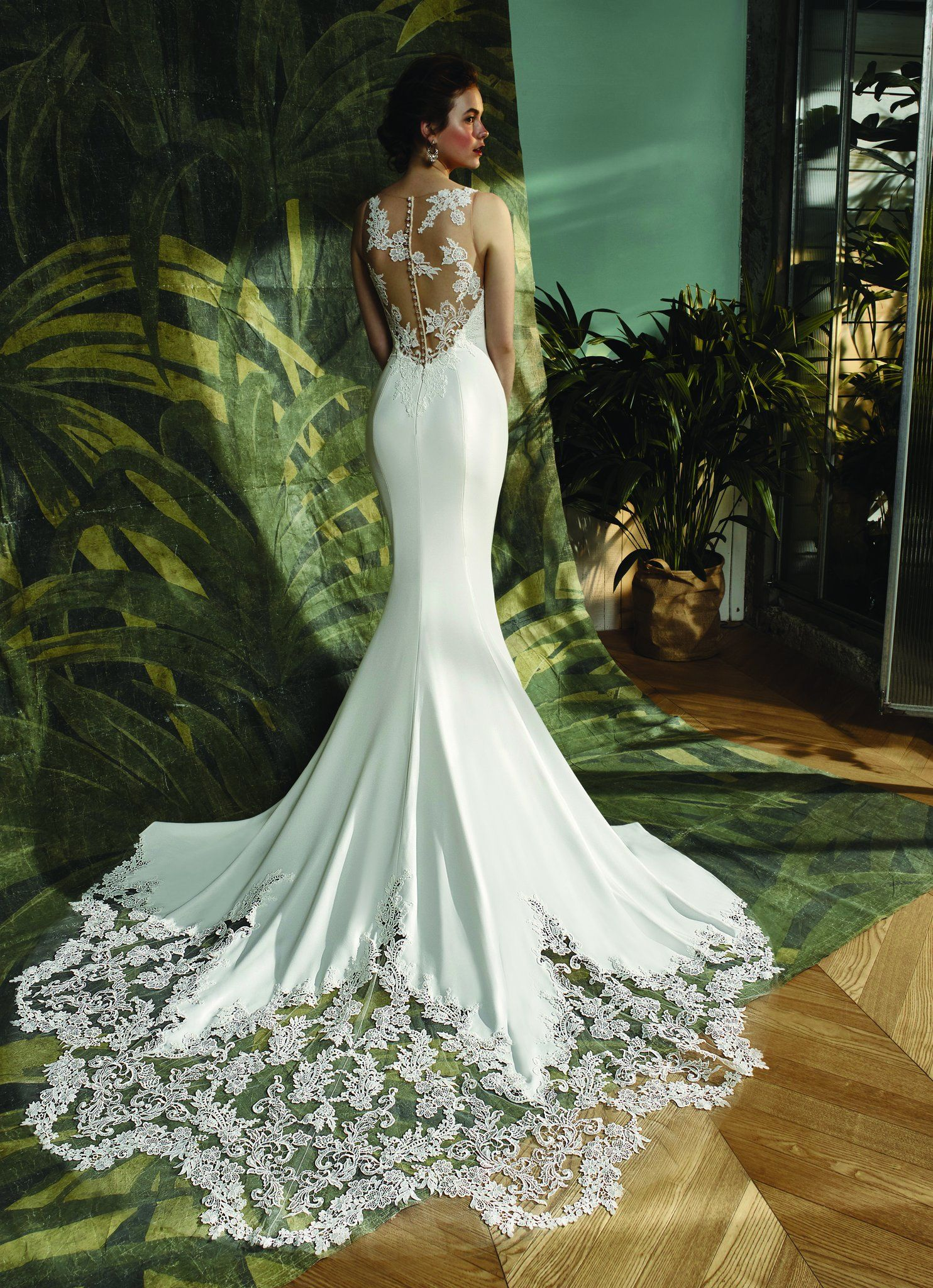 1afeeaaf KALYPSO 2019 brudekjole i 2019 | Wedding | Bridal wedding dresses ...