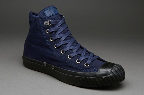 2211ab26478a2 Converse Chuck Taylor All Star Speciality EA - Mens Select Footwear -  Athletic Navy-Jet Black
