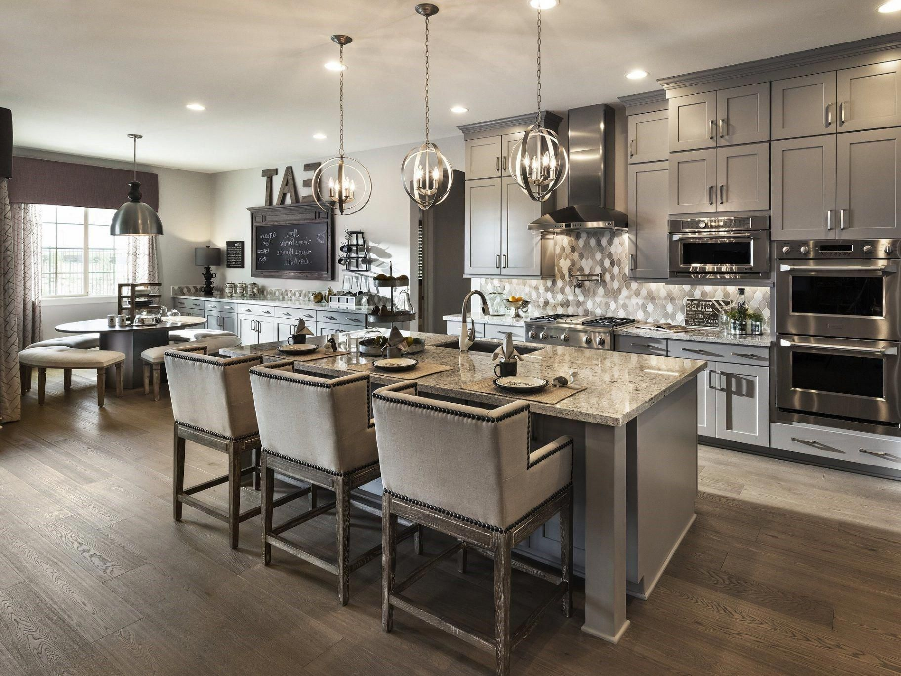 Kitchen Upgrades That You Can Actually Do Yourself And Diy Kitchen Cabinets Hamilton Ontario Overhead Paintingk Kitchen Design Kitchen Remodel Kitchen Trends