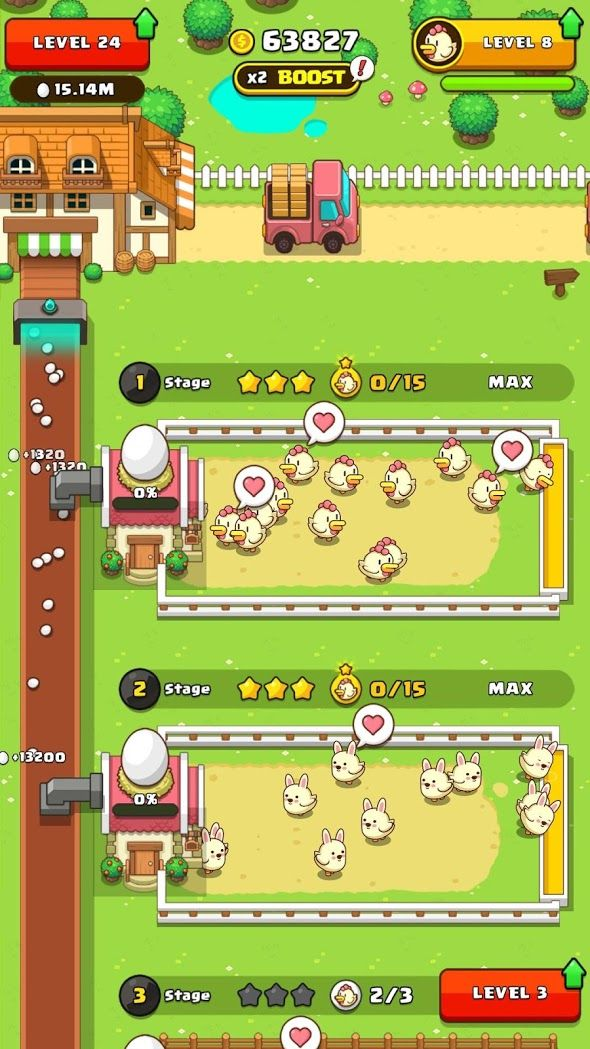 Idle Egg Tycoon (With images) 100 fun, Man alive, Clash