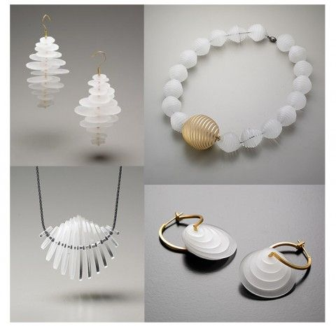 Ending The Week Of Translucent Examples Is A Lovely Jewelry