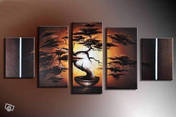 Beautiful Bonsai Canvas Wall Art Online Australia