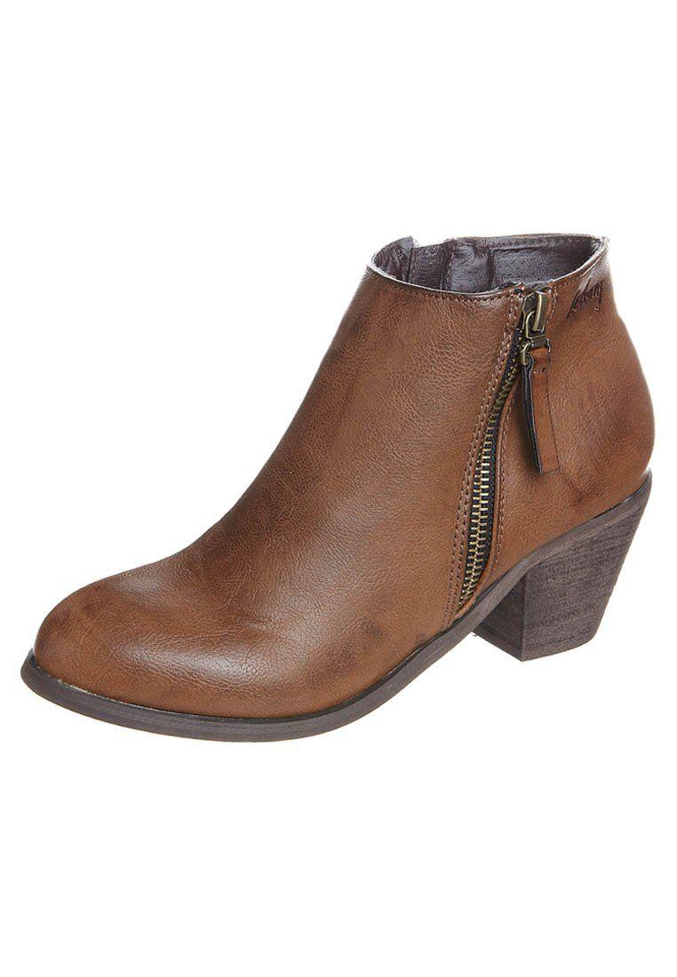 MATITA - Boots à talons - marron