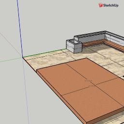 SketchUp | Backyard projects, Projects, Backyard on Sketchup Backyard id=51840
