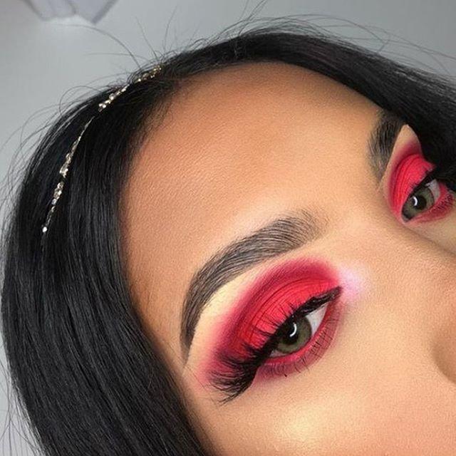 Christmas Makeup Simple