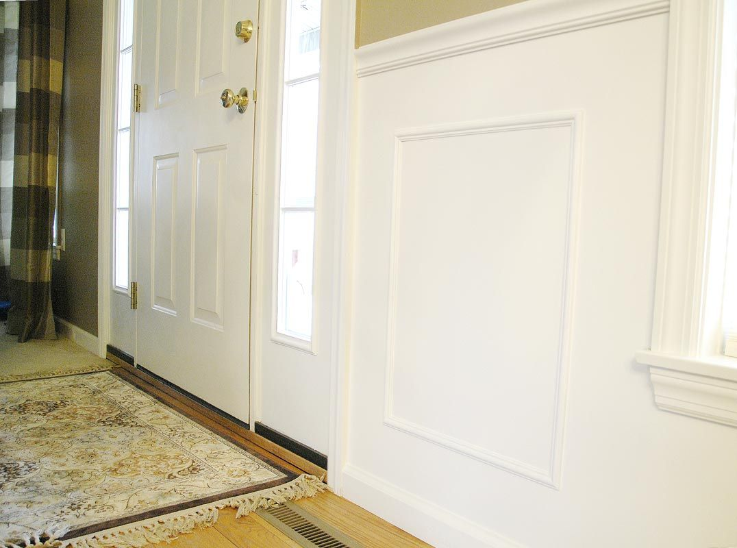 DIY:: How to Do Box Molding ! It is inexpensive & easy to create a ...