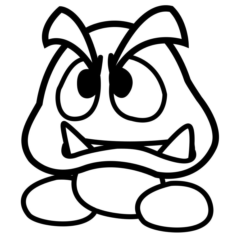 super paper mario coloring pages to print mario party pinterest paper mario and mario party. Black Bedroom Furniture Sets. Home Design Ideas