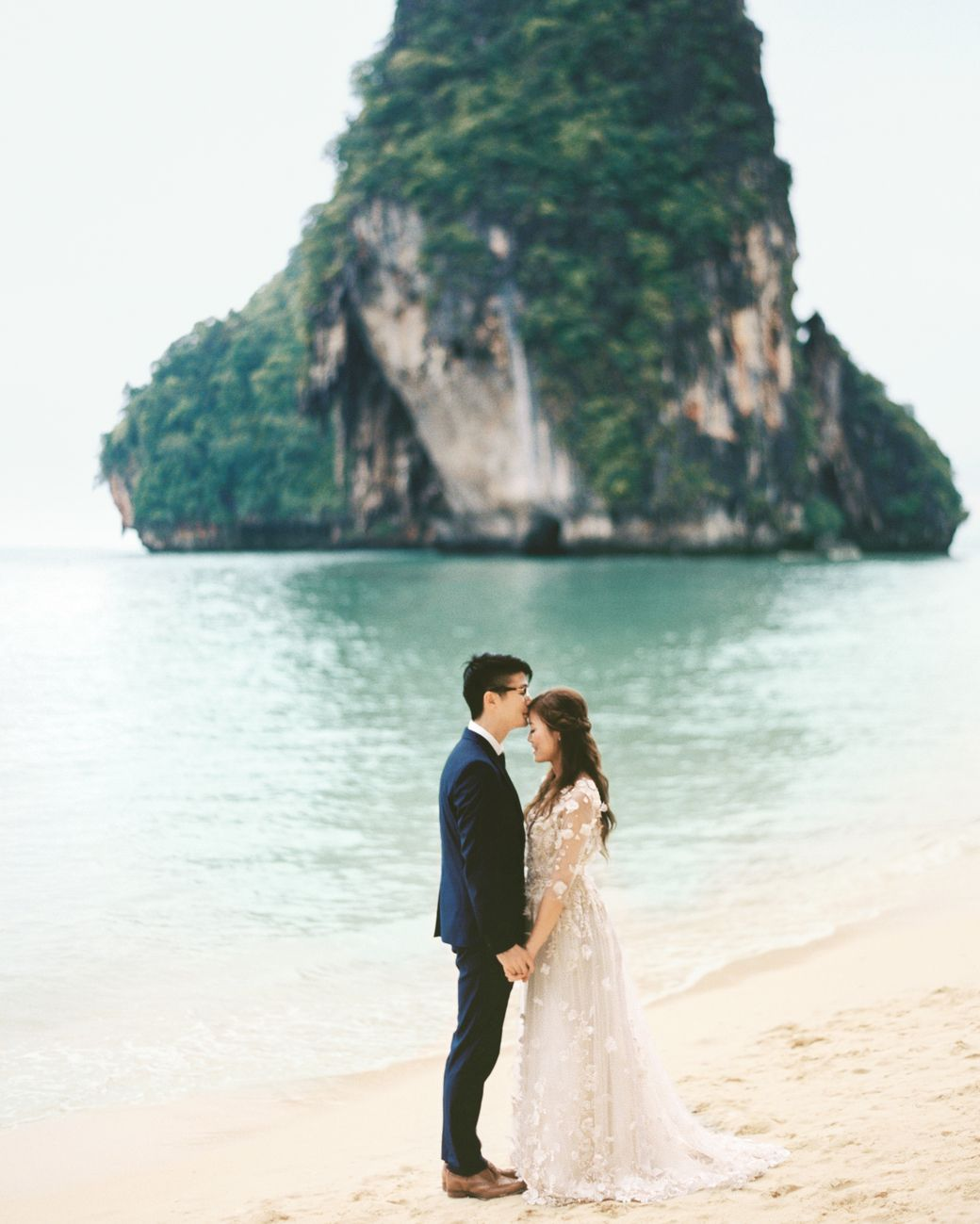 Long Beach Wedding Ceremony Only: 27 Stunning Beach Wedding Dresses