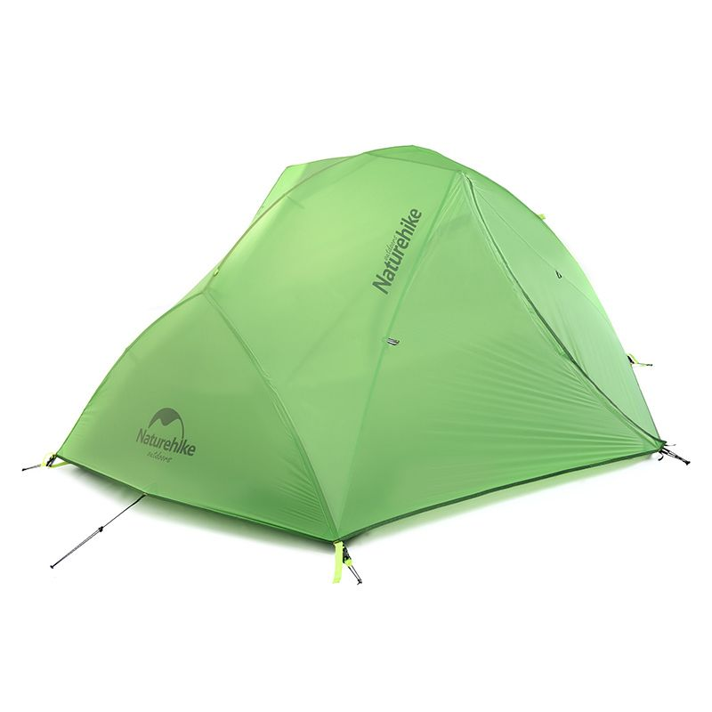 Naturehike 2 Person Double Layers Tent Ultralight Waterproof Camping Tent 4 Season Tent Check Out Http P 4 Season Tent Family Tent Camping Outdoor Tent
