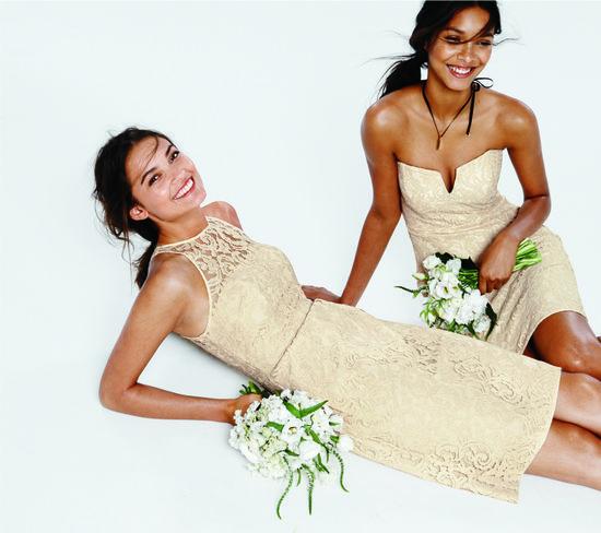 Nov 14 Style Guide J Crew Women S Pamela And Cathleen Leavers Lace Dresses