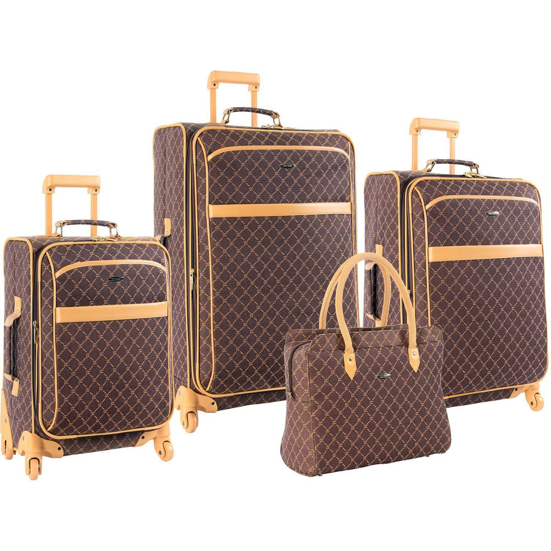 Designer Luggage Sets For Men | Bags | Pinterest | Best Designer ...