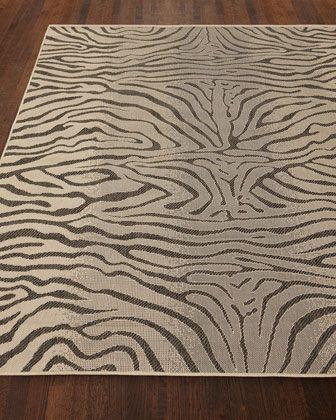 Zebra Terrace Indoor Outdoor Rug Matching Items Indoor Outdoor Rugs Indoor Outdoor Outdoor Rugs