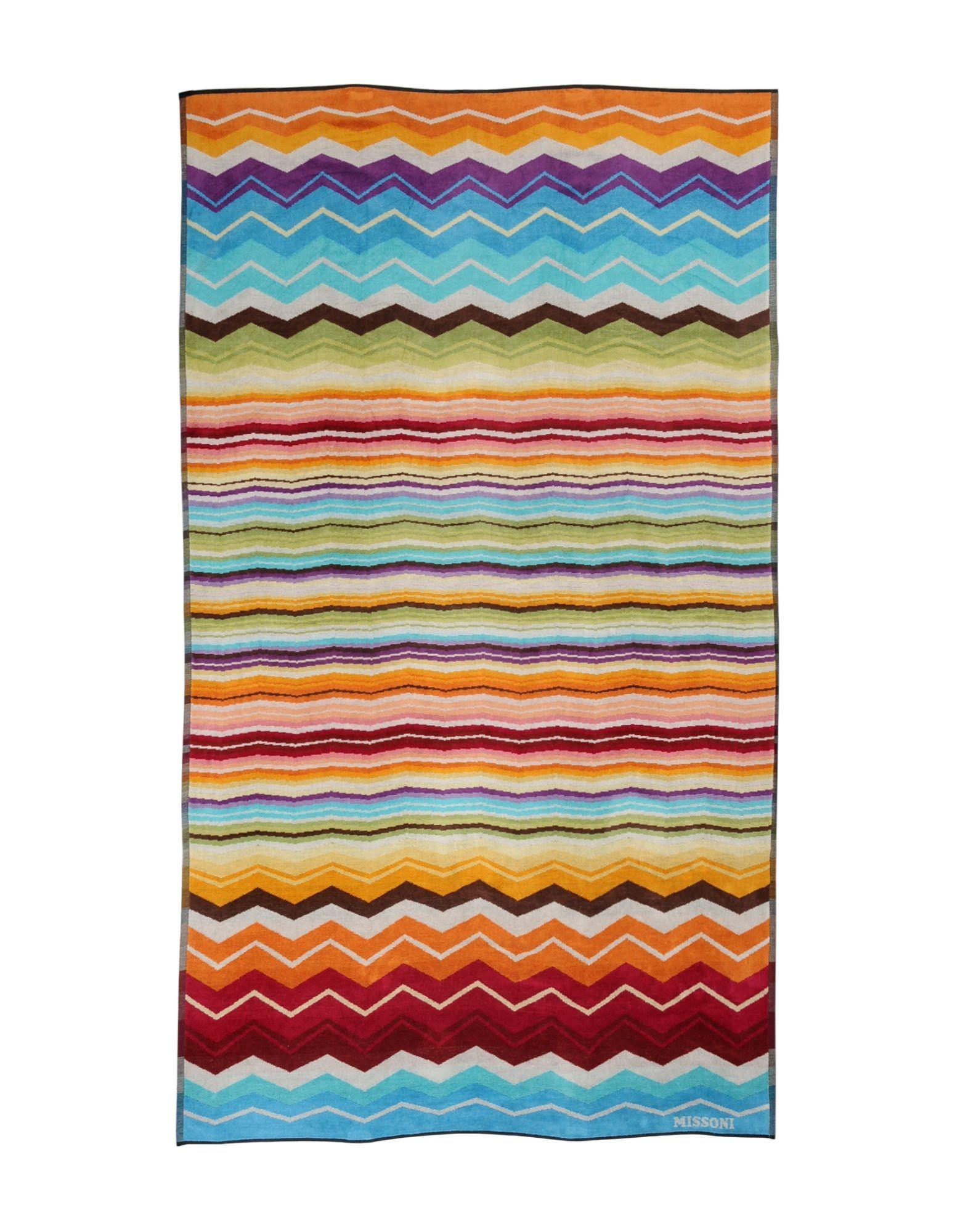 beach towel missoni home  beach towels missoni home on missoni  - beach towel missoni home  beach towels missoni home on missoni online store