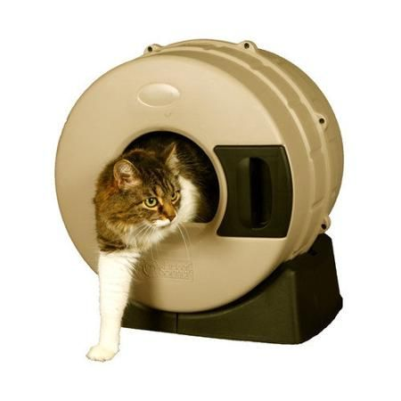 Litter Spinner Quick Clean Cat Litter Box Walmartcom 7938