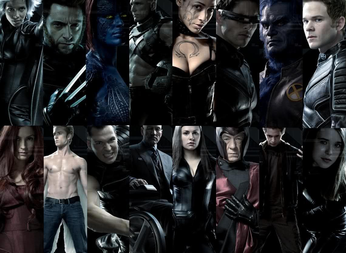 X Men The Last Stand Cast X Men Marvel Films Documentaries