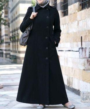 muslimische winter jacken